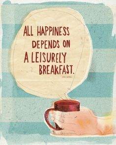 breakfast quote